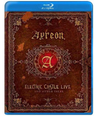 Ayreon: Electric Castle Live and Other Tales [Blu-ray]