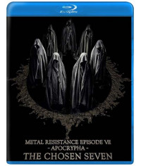 BABYMETAL: Metal Resistance Episode VII - Apocrypha - The Chosen Seven (2018) [Blu-ray]