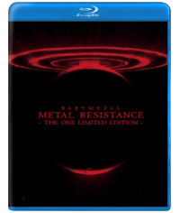 BABYMETAL - METAL RESISTANCE - THE ONE LIMITED EDITION [Blu-ray]