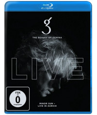 The Beauty of Gemina - Minor Sun (Live in Zurich 2016) [Blu-ray]
