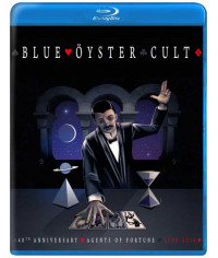 Blue Oyster Cult - 40th Anniversary - Agents Of Fortune: Live 2016 [Blu-ray]