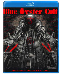 Blue Oyster Cult: iHeart Radio Theater N.Y.C. 2012 [Blu-ray]
