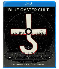Blue Oyster Cult: 45th Anniversary - Live In London (2017) [Blu-ray]