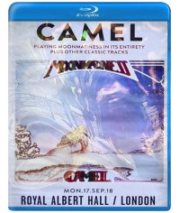 Camel: At the Royal Albert Hall (2018) [Blu-ray]