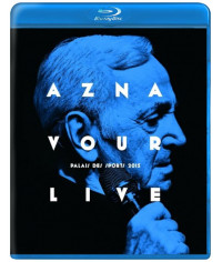 Charles Aznavour - Live: Palais des Sports  [Blu-ray]