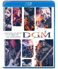 DGM Passing Stages: Live in Milan and Atlanta [Blu-ray]