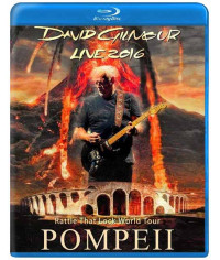 David Gilmour - Live At Pompeii [2 Blu-ray]