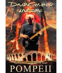 David Gilmour - Live At Pompeii [2 DVD]