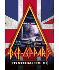 Def Leppard Hysteria At The O2 2018 [DVD]