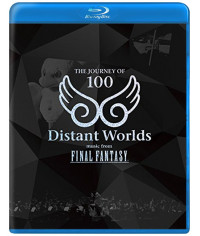 Distant Worlds: Music from Final Fantasy - The Journey of 100  [Blu-ray]
