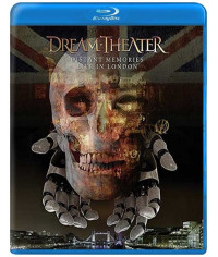 Dream Theater - Distant Memories / Live In London [2 Blu-ray]