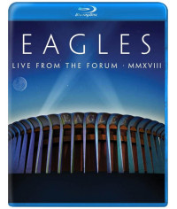 Eagles: Live from the Forum MMXVIII [Blu-ray]