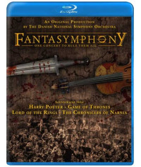 Fantasymphony: The Danish National Symphony Orchestra [Blu-ray]