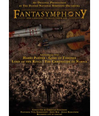 Fantasymphony: The Danish National Symphony Orchestra [DVD]