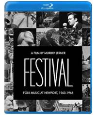 Festival - Folk Music at Newport, 1963-1966 [Blu-ray]