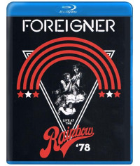 Foreigner: Live at the Rainbow '78 [Blu-ray]