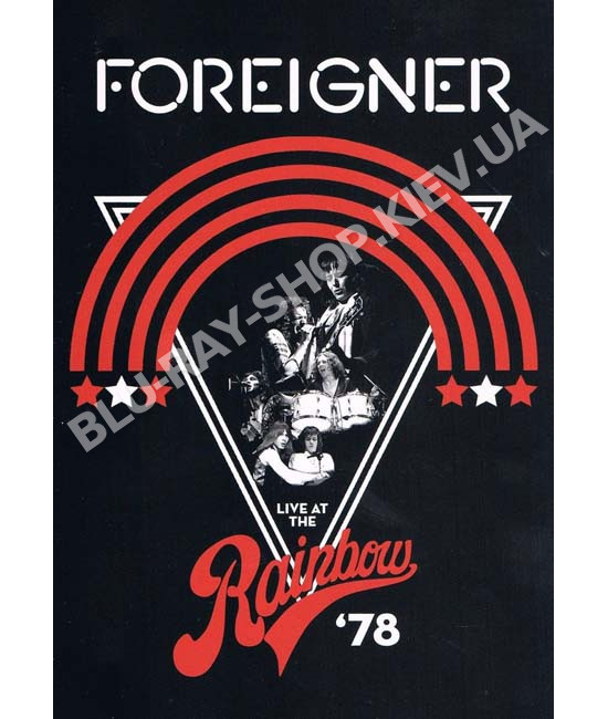Foreigner: Live at the Rainbow '78 [DVD]
