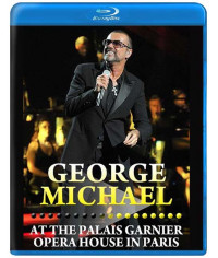 George Michael ‎– Live At The Palais Garnier Opera House In Paris [Blu-ray]