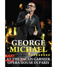 George Michael ‎– Live At The Palais Garnier Opera House In Paris [DVD]