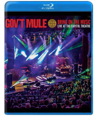 Gov't Mule - Bring on the Music - Live at the Capitol Theatre [Blu-ray]