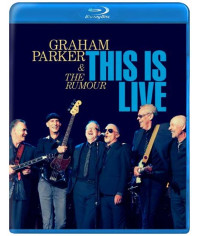 Graham Parker & The Rumour - This Is Live - [Blu-ray]