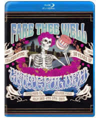 Grateful Dead - Fare Thee Well [7 Blu-ray]