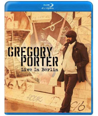 Gregory Porter: Live in Berlin [Blu-ray]