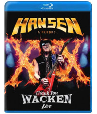 Hansen & Friends ‎– Thank You Wacken Live 2016 [Blu-ray]