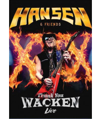 Hansen & Friends ‎– Thank You Wacken Live 2016 [DVD]
