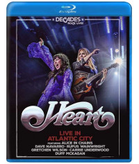Heart - Live in Atlantic City [Blu-ray]
