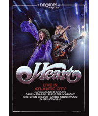 Heart - Live in Atlantic City [DVD]