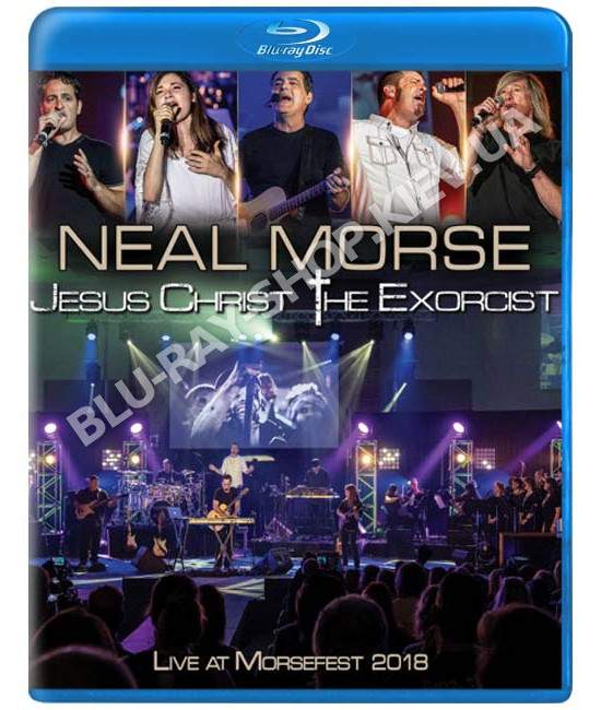 Neal Morse ‎- Jesus Christ The Exorcist: Live At Morsefest 2018 [Blu-ray]