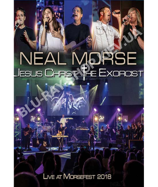 Neal Morse ‎- Jesus Christ The Exorcist: Live At Morsefest 2018 [DVD]