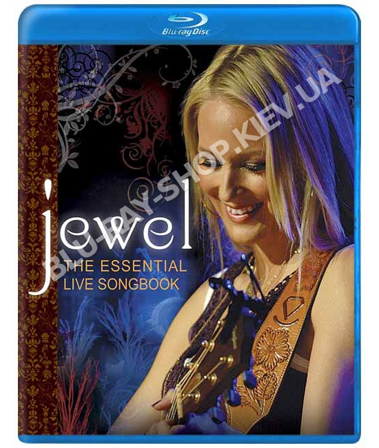 Jewel - The Essential Live Songbook (2 Disk) [Blu-ray]