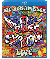 Joe Bonamassa - Live at Carnegie Hall An Acoustic Evening [Blu-ray]