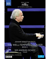 Johann Sebastian Bach: The Well - Tempered Clavier, Book II (2018) [DVD]