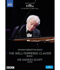 Johann Sebastian Bach: The Well - Tempered Clavier, Book I (2017) [DVD]