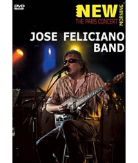 Jose Feliciano Band New Morning - The Paris Concert 2008 [DVD]