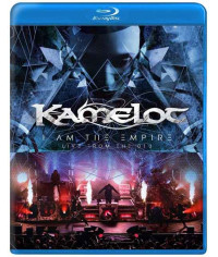 Kamelot: I Am the Empire (Live from the 013) [Blu-ray]