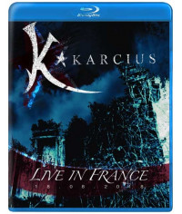 Karcius - Live In France (2018) [Blu-ray]