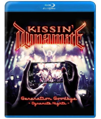 Kissin' Dynamite - Generation Goodbye (Dynamite Nights) [Blu-ray]