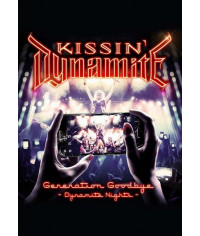 Kissin  Dynamite - Generation Goodbye (Dynamite Nights) [DVD]