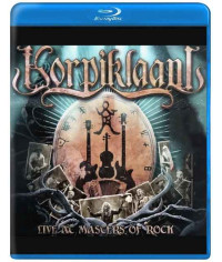 Korpiklaani - Live at Masters of Rock [Blu-ray]