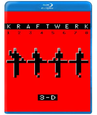 Kraftwerk: 3-D The Catalogue [3D/2D Blu-ray]