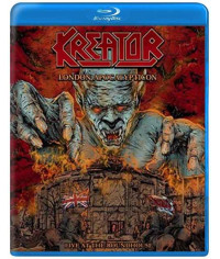 Kreator: London Apocalypticon - Live at the Roundhouse (2018) [Blu-ray]