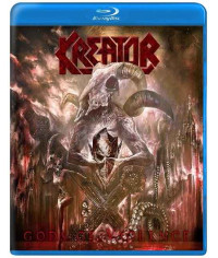 Kreator - Gods Of Violence (Mailorder Edition) [Blu-ray]