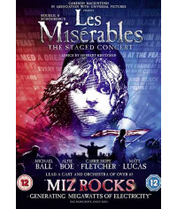 Les Misérables: The Staged Concert 2019 [DVD]