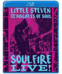 Little Steven and the Disciples of Soul: Soulfire Live! [2 Blu-ray]