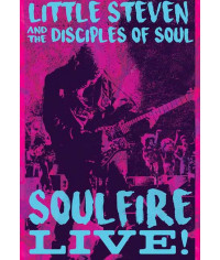 Little Steven and the Disciples of Soul: Soulfire Live! [2 DVD]