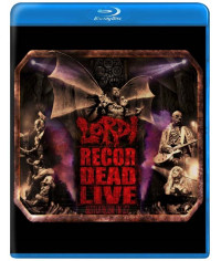 Lordi ‎– Recordead Live - Sextourcism In Z7 (2018) [Blu-ray]